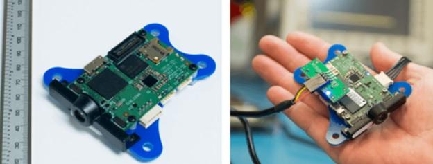 Nền tảng phát triển robot Snapdragon Flight.