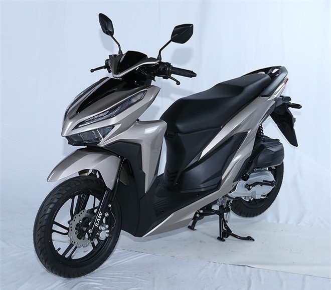 Xe Trung Quoc nhai Honda Vario anh 9
