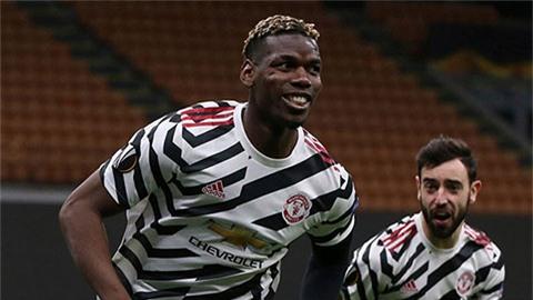 Tại sao Paul Pogba không đá chính ở trận MU gặp Milan?