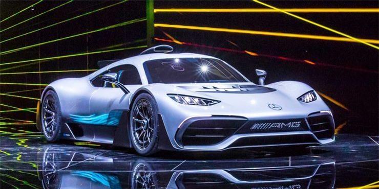 8 siêu xe đắt nhất thế giới năm 2021