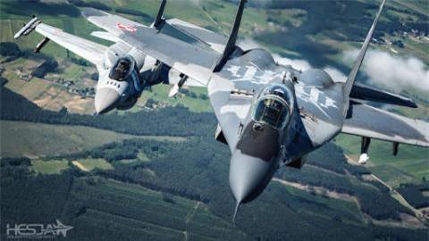 Bao Mytiet lo chuyenIsrael khong so MiG-29 Syria