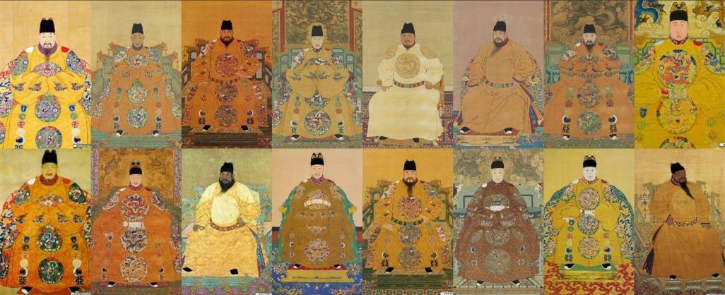 Tại sao Tần Thủy Hoàng mặc long bào màu đen, các hoàng đế khác lại mặc áo màu vàng? - Vì họ không dám? - Ảnh 2.
