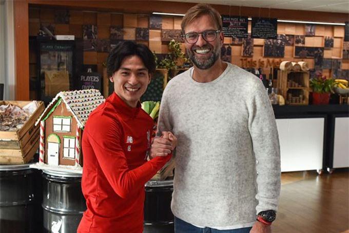 Minamino là tân binh đáng chú ý nhất của Liverpool ở mùa 2019/20