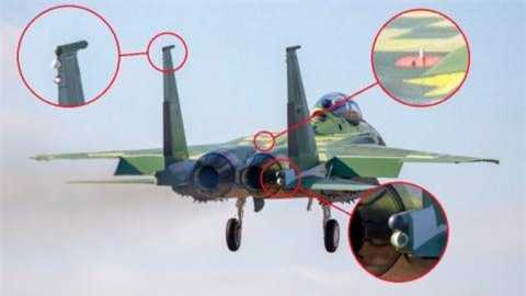 F-15EX se chiem thi phan cua F-35 ngay tai My