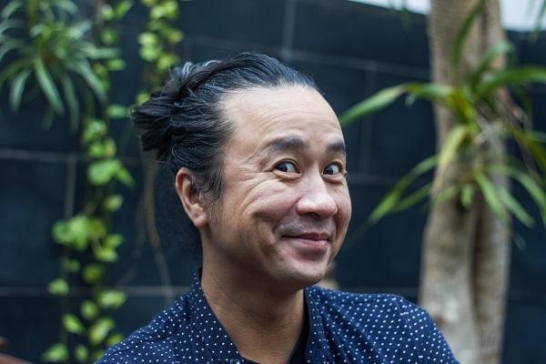 Nhạc sĩ Lê Minh Sơn.
