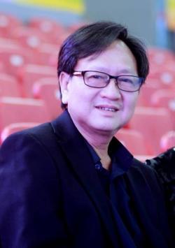 Thiếu tướng, nhạc sĩ Đức Trịnh.
