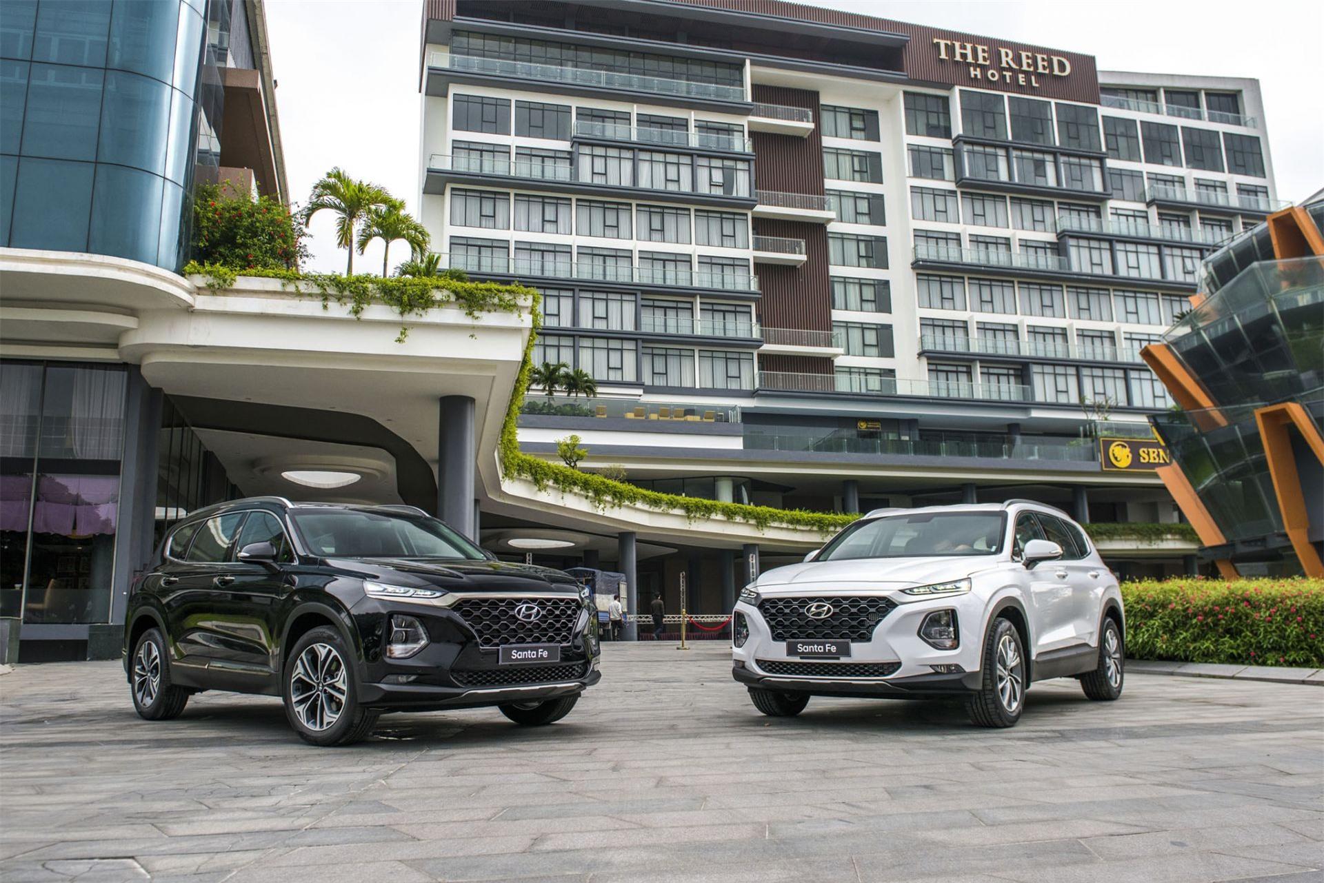 Hyundai Santa Fe thế hệ mới sẽ sớm ra mắt thị trường Việt Nam