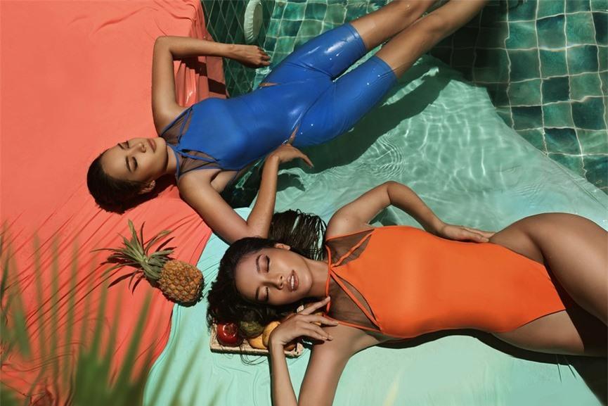 Người đẹp miền Tây của HHVN 2018 Lâm Bích Tuyền khoe dáng nóng bỏng với bikini - ảnh 8