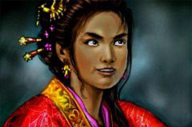 Chỉ vì một lời phán, người phụ nữ trở thành phi tần da đen của Hoàng đế trong lịch sử Trung Hoa, cuộc đời vinh quang vô hạn sau đó khiến tất cả thán phục - Ảnh 1.