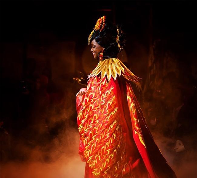Chỉ vì một lời phán, người phụ nữ da đen trở thành phi tần xấu xí nhất trong lịch sử Trung Hoa, cuộc đời vinh quang vô hạn sau đó khiến tất cả thán phục - Ảnh 3.
