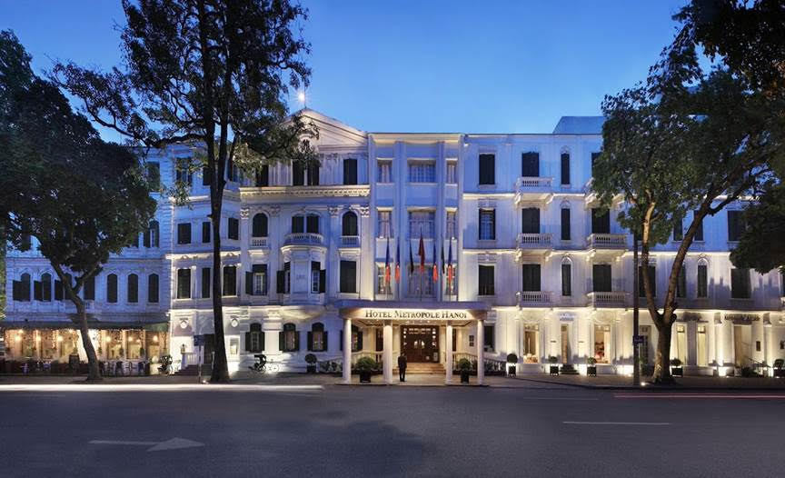 Khách sạn Metropole Hà Nội sẽ hưởng ứng Chiến dịch Giờ Trái đất bằng hành động biểu trưng tắt đèn và giảm thiểu sử dụng các thiết bị điện trong 90 phút vào ngày 27/3.