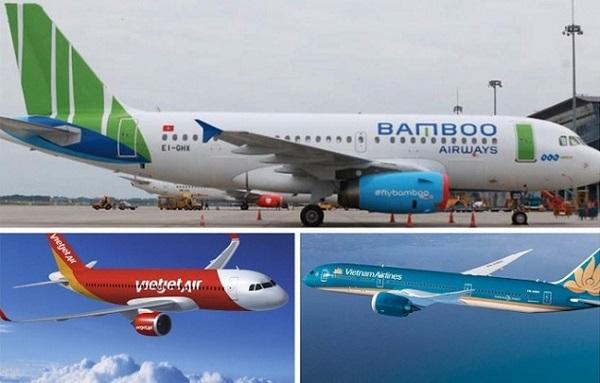 15.000 tỷ đồng là con số lỗ dự kiến của nghành hàng không Việt Nam trong năm 2021.