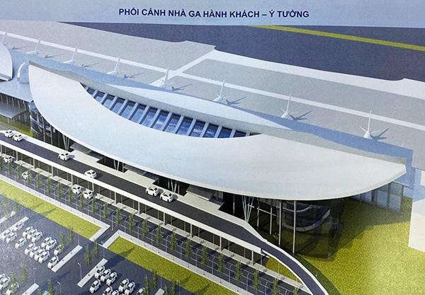 Ý tưởng đề xuất của AEC về nhà ga hành khách trong Đồ án điều chỉnh quy hoạch chi tiết Cảng HKQT Đà Nẵng thời kỳ 2021 – 2030, tầm nhìn đến năm 2050