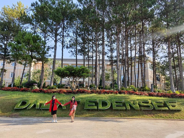 Đà Lạt Edense Resort điểm đến hấp dẫn với du khách thích nghỉ dưỡng, chăm sóc sức khỏe.