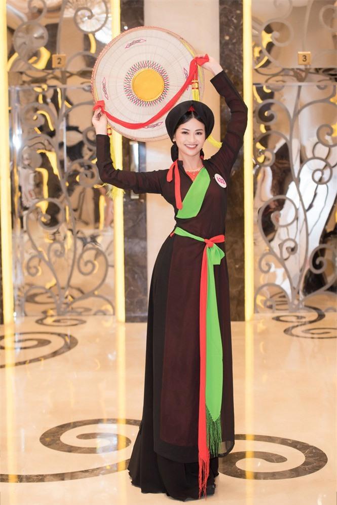 Người đẹp Kinh Bắc từng thi Hoa hậu Việt Nam 2020 giờ ra sao? - ảnh 1