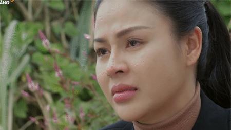 Quỳnh Nga: 'Tôi thích cảnh tình cảm của Việt Anh và Lương Thu Trang'