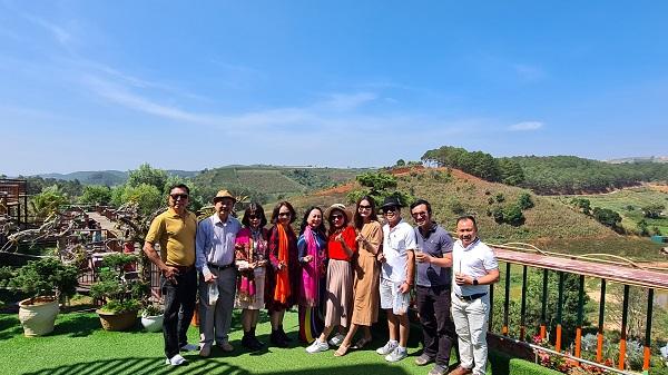 Điểm check in tuyệt vời tại Khu du lịch Thúy Thuận.