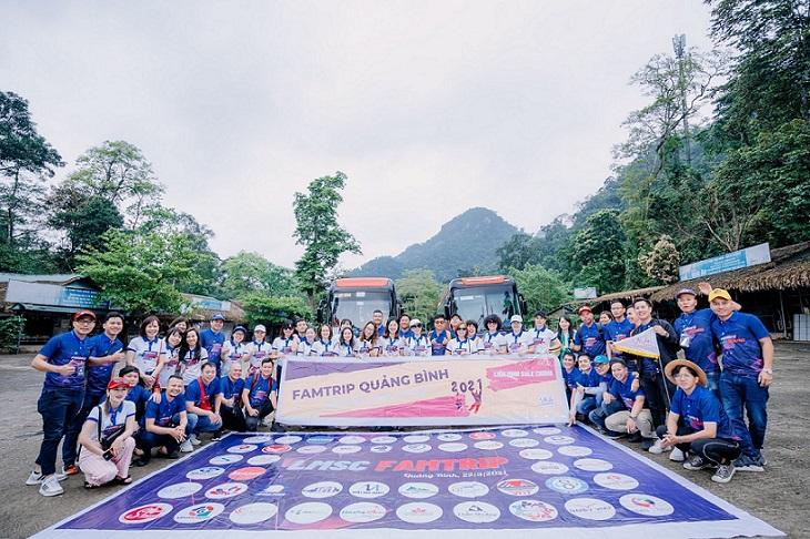 Liên minh Sale chung hội tụ hơn 45 doanh nghiệp lữ hành trên toàn quốc về Quảng Bình