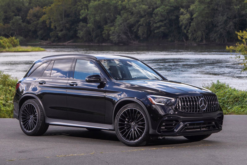 8. Mercedes-Benz GLC.