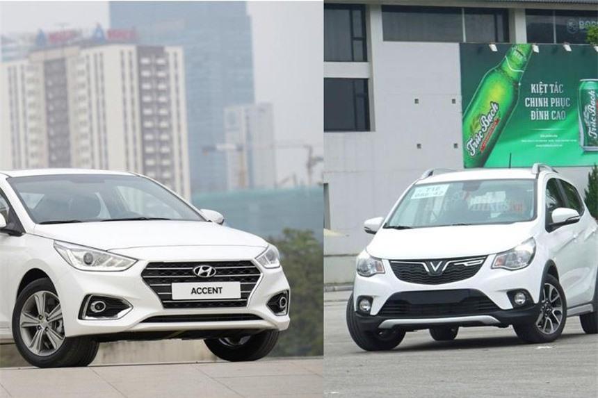 Hai tháng đầu năm 2021, doanh số ô tô tăng 21%, VinFast Fadil vượt Hyundai Accent lên vị trí số 1