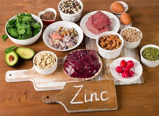 Thực phẩm chứa nhiều kẽm cực tốt cho cơ thể