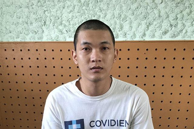 Đối tượng Huỳnh Châu Phú cầm đầu đường dây lưu hành tiền giả liên tỉnh.