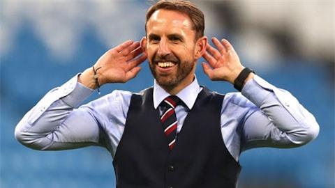 Southgate ca ngợi 3 ngôi sao của ĐT Anh sau màn hủy diệt San Marino