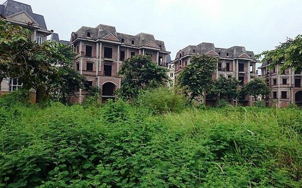 Hà Nội kiến nghị thu hồi 29 dự án bất động sản vì chậm triển khai (ảnh minh họa).