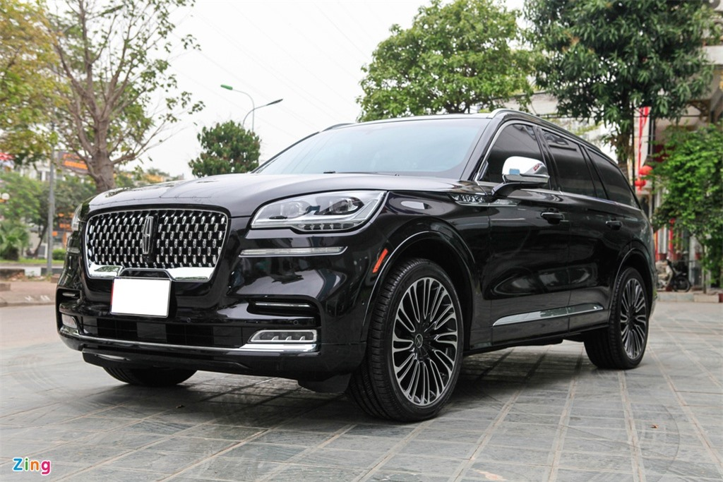 Chi tiet Lincoln Aviator Black Label - SUV 7 cho gia hon 6 ty dong anh 24