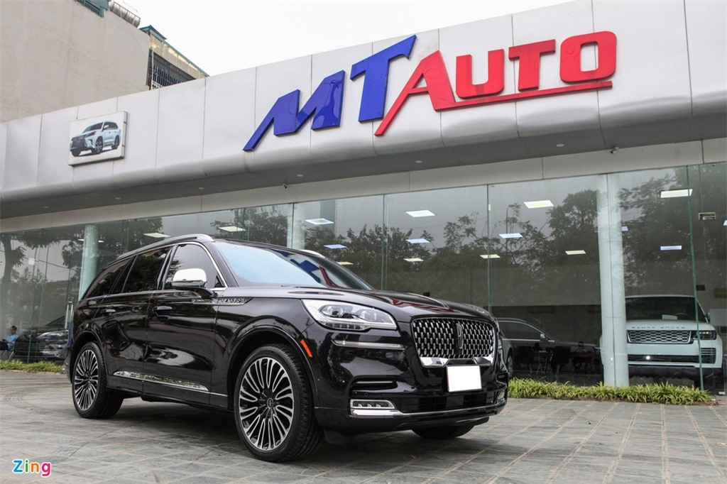Chi tiet Lincoln Aviator Black Label - SUV 7 cho gia hon 6 ty dong anh 25