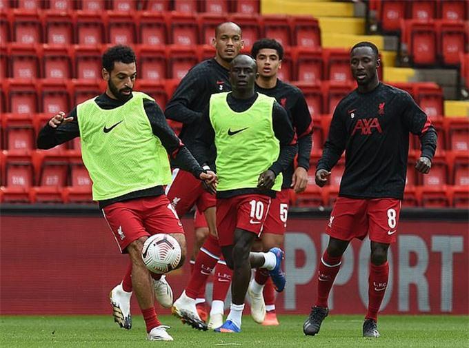 Liverpool mất nhiều trụ cột vì CAN 2021
