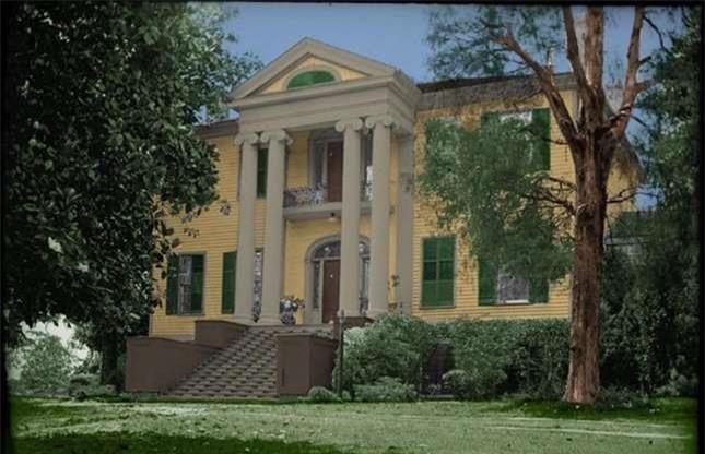 Ngôi biệt thự bỏ hoang bí ẩn với truyền thuyết được xây dựng trên đống vàng - 3