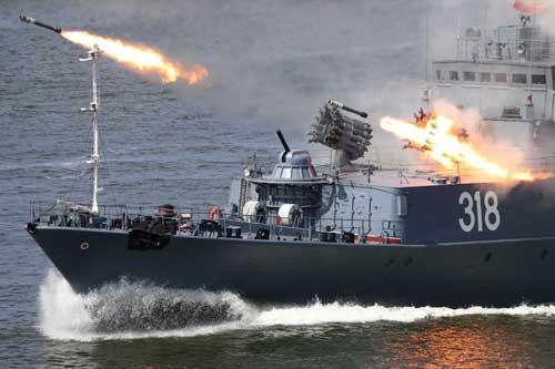 Nga không ngại nhóm tàu sân bay Mỹ vì có nhiều vũ khí mạnh trong tay.