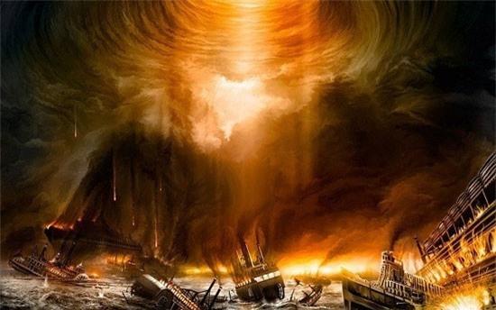 Vén màn bí ẩn vùng biển nghĩa địa đen Tam giác Rồng ảnh 1