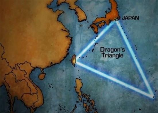 Vén màn bí ẩn vùng biển nghĩa địa đen Tam giác Rồng ảnh 2