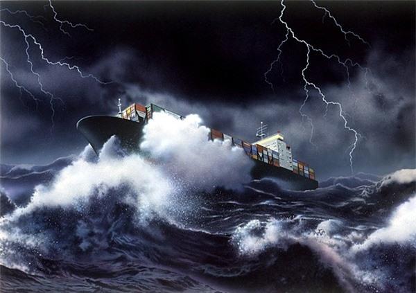 Vén màn bí ẩn vùng biển nghĩa địa đen Tam giác Rồng ảnh 5
