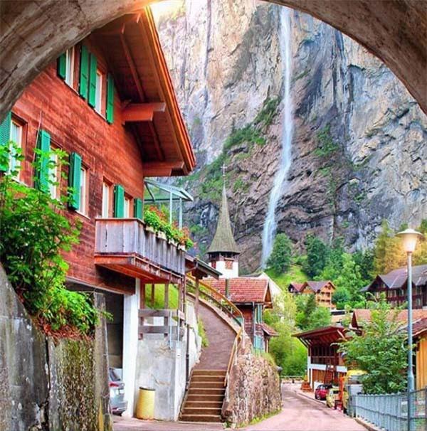 Chiêm ngưỡng Thụy Sĩ, đất nước của giấc mơ cổ tích ảnh 10