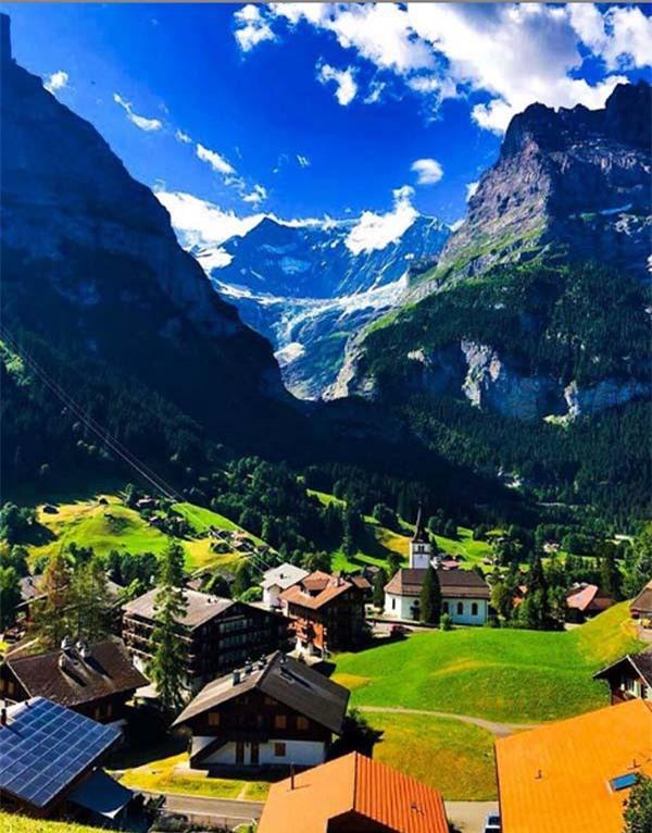 Chiêm ngưỡng Thụy Sĩ, đất nước của giấc mơ cổ tích ảnh 11