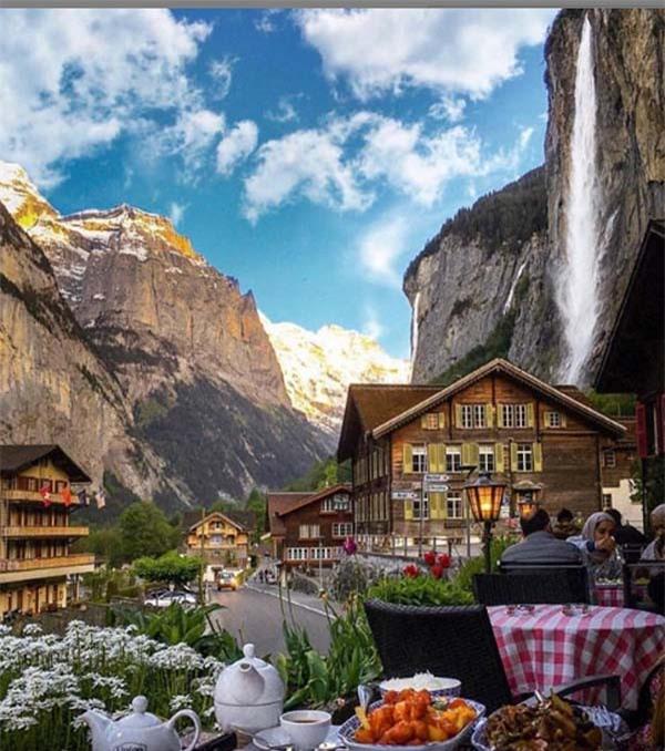 Chiêm ngưỡng Thụy Sĩ, đất nước của giấc mơ cổ tích ảnh 2