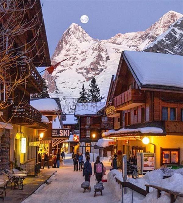 Chiêm ngưỡng Thụy Sĩ, đất nước của giấc mơ cổ tích ảnh 9