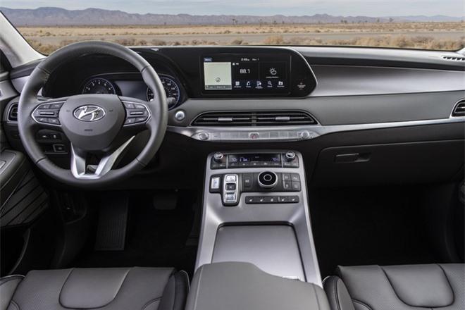 Hyundai Palisade xuat hien tai TP.HCM anh 5