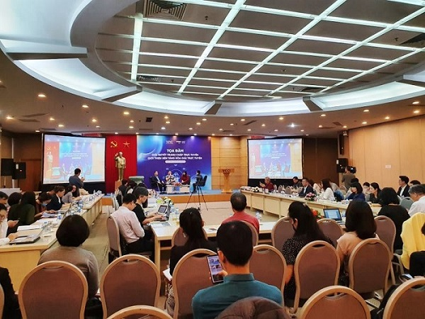 Trung tâm Hòa giải Việt Nam (VMC) ra nền tảng hòa giải trực tuyến MedUp ngày 30/3/2021.