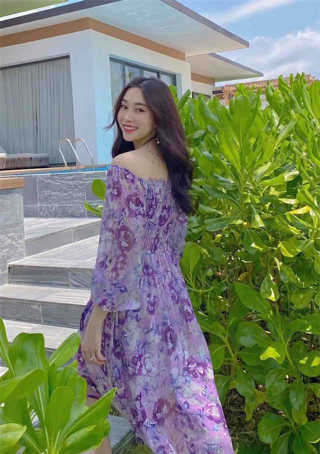 Chùm ảnh Hoa hậu Đặng Thu Thảo xinh đẹp, viên mãn tuổi 30 bên chồng và 2 con - Ảnh 5.