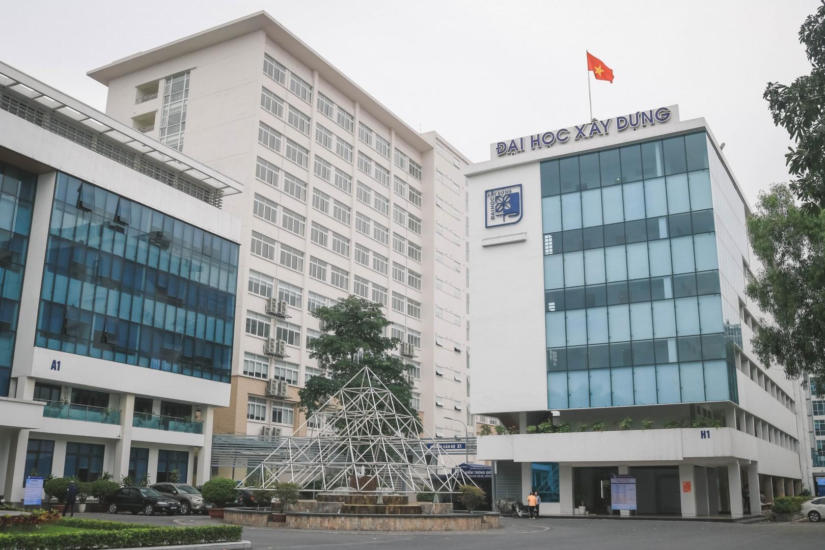 Đại học Xây dựng Hà Nội.
