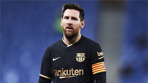 Man City từ bỏ tham vọng sở hữu Messi