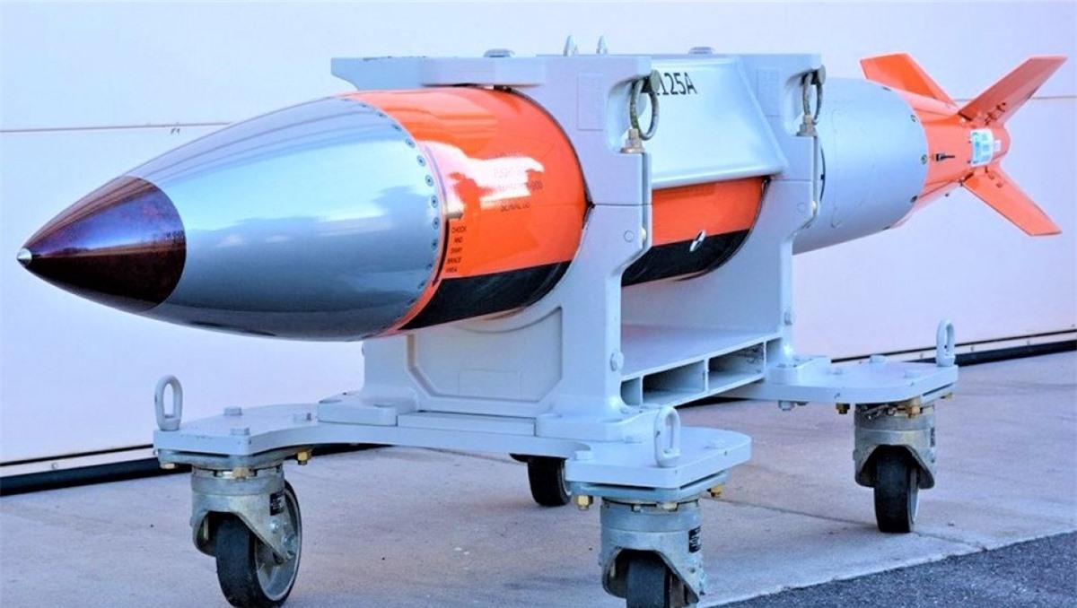 Có thông tin Mỹ đã bí mật di chuyển một số vũ khí hạt nhân chiến thuật khỏi Châu Âu; Nguồn: voennoedelo.com
