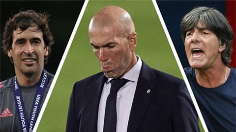 Real lên phương án B nếu Zidane rời Bernabeu