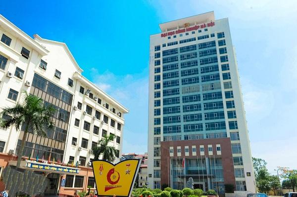 Đại học Công nghiệp Hà Nội.