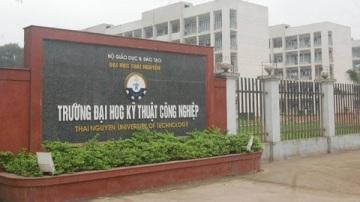 Đại học Kinh tế – Kỹ thuật Công nghiệp.