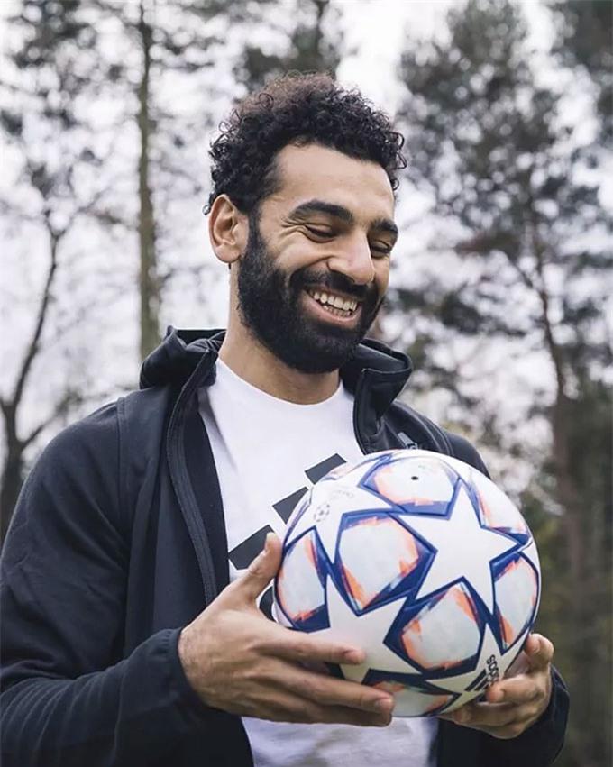 Salah hoàn toàn tập trung vào hiện tại và không nghĩ đến quá khứ